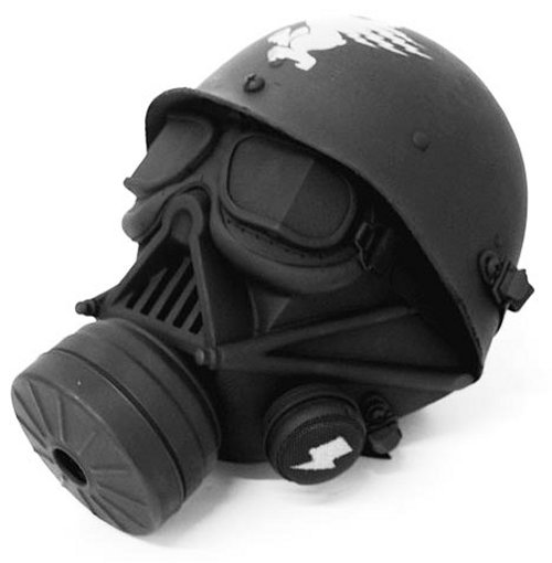 First World War Gas Mask. by GasMask on May 6, 2010.